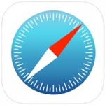 【iPhone】Safariにあるブックマークを並び替える方法
