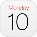 【iPhone】標準カレンダーの祝日を消す方法