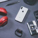 iPhoneX[10/テン]でスクリーンショットを撮影する方法